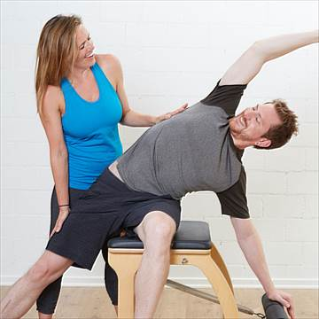 Personal Training Chair
